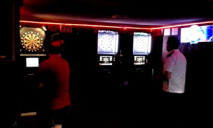Skydive Lounge Darts Tournament