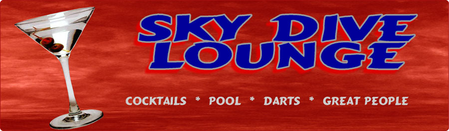 Sky Dive Lounge